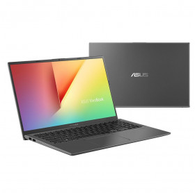 NOTEBOOK ASUS X512FJ-EJ551T CORE I7-10510U/8GB/1TB/15.6 FULL HD/W.10 HOME/CINZA