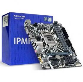 PLACA MAE PCWARE IPMH310G BOX LGA1151 INTEL CORE I3/I5/I7 DDR4 2133 VGA HDMI