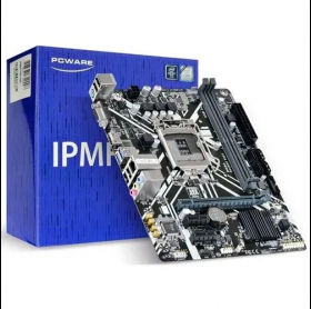PLACA MAE PCWARE IPMH310G 2.0 BOX 8º/9º LGA1151 INTEL I3/I5/I7 DDR4 VGA HDMI