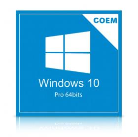 MICROSOFT WINDOWS 10 PRO 64BITS COEM FQC-08932