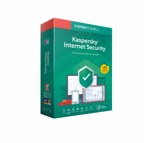 ANTIVIRUS KASPERSKY KIS C/1 LICENÇA INTERNET SECURITY