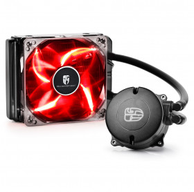 COOLER P/ CPU GAMER STORM WATERCOOLER DEEPCOOL INTEL E AMD DP-GS-H12RL-MS120T-RE