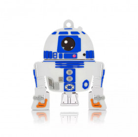 PEN DRIVE 8GB STAR WARS - R2D2 PD036