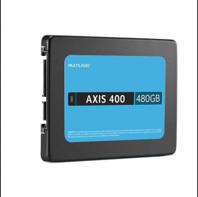 "SSD Multilaser 480GB SS401 2.5"" Sata III 7mm"
