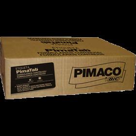 PIMATAB ETIQ. 45000 MOD.90 C/ 500 FLS - 2615-5C