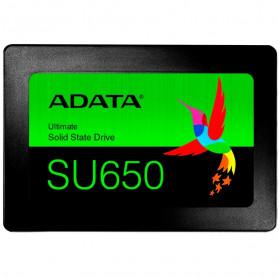 HD SSD 120GB 2.5 SATA III ADATA SU650 7MM ASU650SS-120GT-R