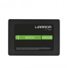HD SSD 480GB 2.5 SATA III W500 SLIM 7MM GAMER WARRIOR SS410