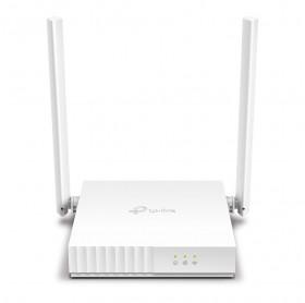 ROTEADOR WIRELESS TP-LINK TL-WR829N MIMO 300MBPS 2 LAN 2 ANTENAS FIXAS 5 DBI