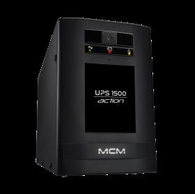 NOBREAK UPS 1500VA MCM ACTION 3.1 BIVOLT/115V