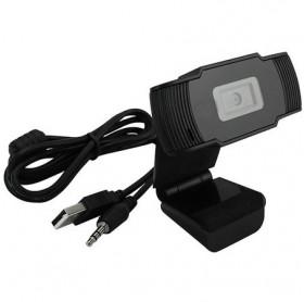 WEBCAM USB HOOPSON PRO WC-001 720P C/MICROFONE P2 PRETA