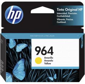 CARTUCHO HP 964 11.5ML 3JA52AL AMARELO OFFICEJET PRO 9010 9020